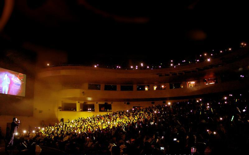 Benyamin%2014 تصاویر کنسرت بنیامین بهادری در جشنواره فجر