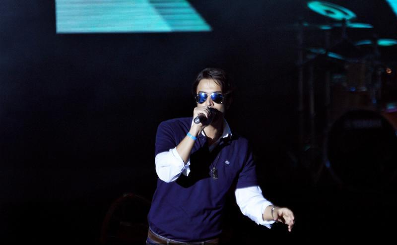 Benyamin%205 تصاویر کنسرت بنیامین بهادری در جشنواره فجر