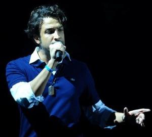 Benyamin تصاویر کنسرت بنیامین بهادری در جشنواره فجر
