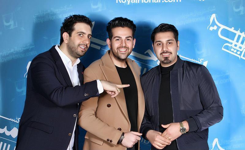 Hajili%2013 گزارش و تصاویر کنسرت تهران امید حاجیلی
