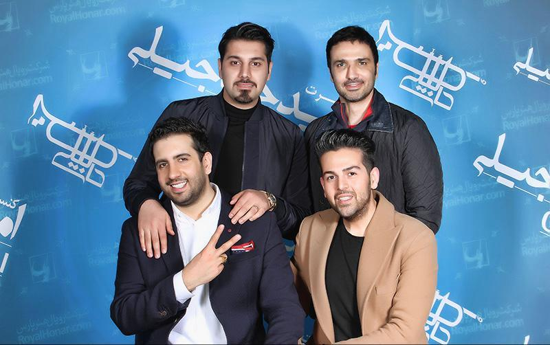 Hajili%2015 گزارش و تصاویر کنسرت تهران امید حاجیلی