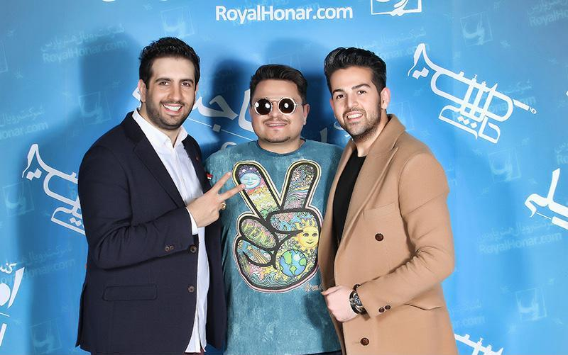 Hajili%2016 گزارش و تصاویر کنسرت تهران امید حاجیلی