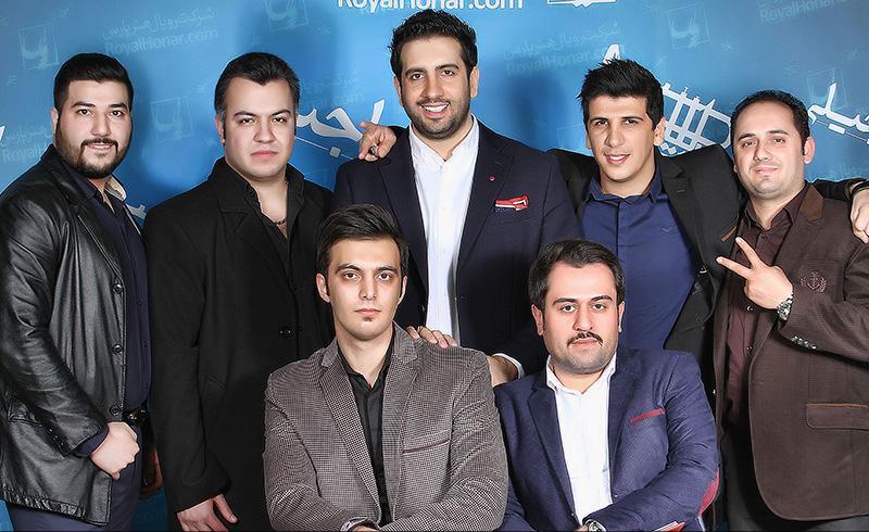 Hajili%2017 گزارش و تصاویر کنسرت تهران امید حاجیلی