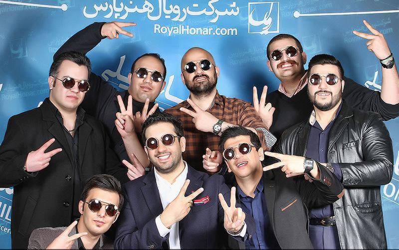 Hajili%2018 گزارش و تصاویر کنسرت تهران امید حاجیلی