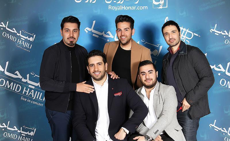 Hajili%2019 گزارش و تصاویر کنسرت تهران امید حاجیلی