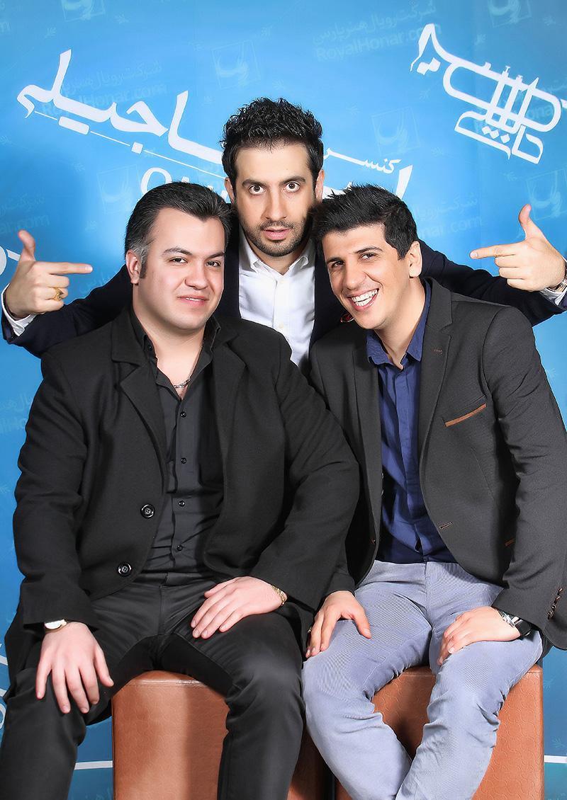 Hajili%2025 گزارش و تصاویر کنسرت تهران امید حاجیلی