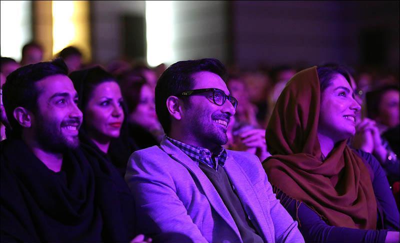 تصاویر کنسرت لهراسبی با حضور یاس و یاد پاشایی