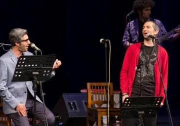 dangshow گزارش و تصاویر کنسرت دنگ شو در تالار وحدت