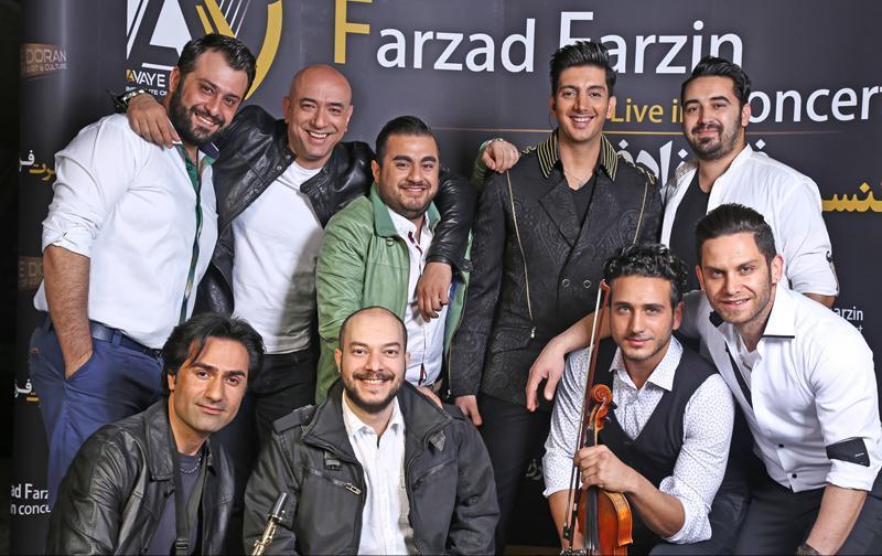 farzin%2012 گزارش و تصاویر آخرین کنسرت فرزاد فرزین در سال 93
