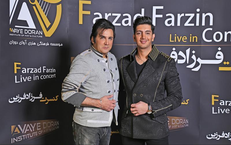 farzin%2013 گزارش و تصاویر آخرین کنسرت فرزاد فرزین در سال 93
