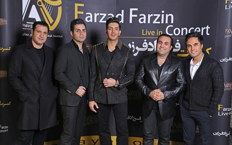 farzin%2014 گزارش و تصاویر آخرین کنسرت فرزاد فرزین در سال 93