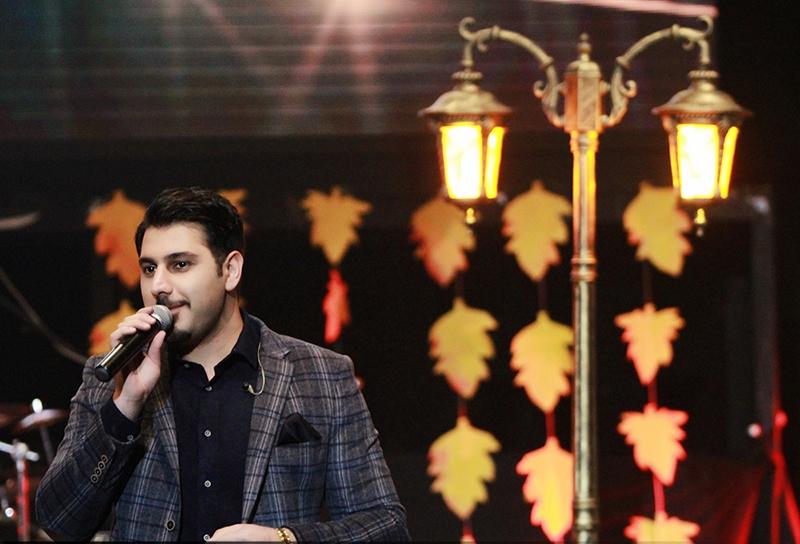 تصاویر کنسرت پاییز تنهایی احسان خواجه امیری در تهران
