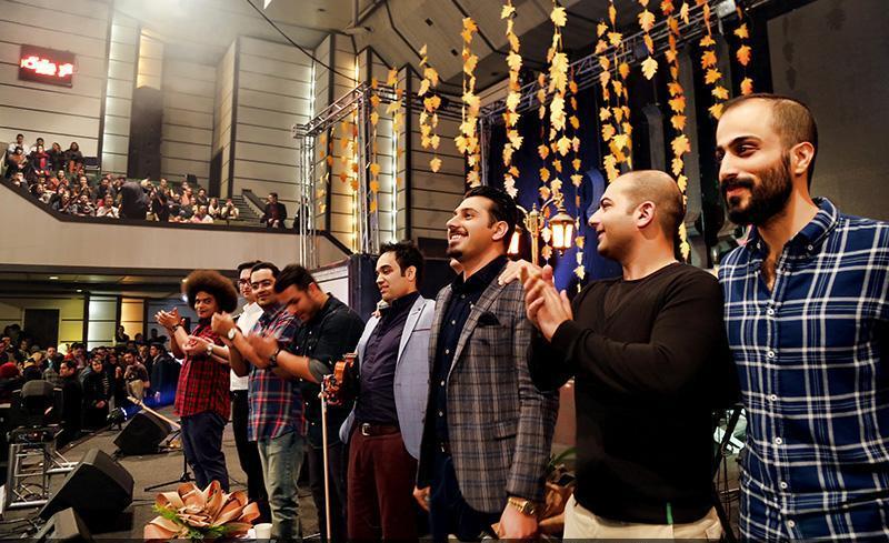 khajehamii%2017 تصاویر کنسرت پاییز تنهایی احسان خواجه امیری در تهران