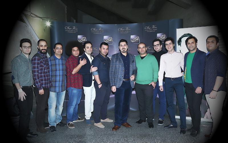 khajehamii%2026 تصاویر کنسرت پاییز تنهایی احسان خواجه امیری در تهران