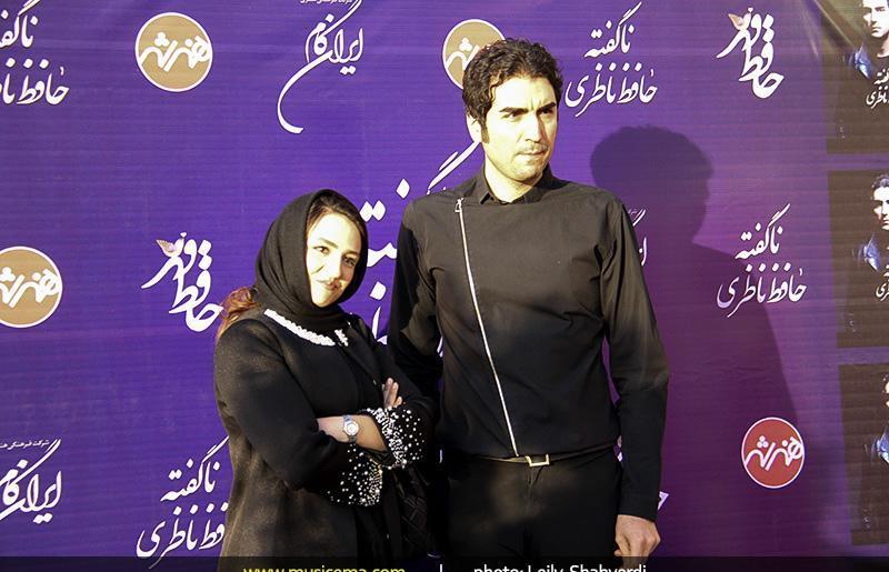 nazeri%2012 گزارش و تصاویر رونمایی از آلبوم ناگفته حافظ ناظری