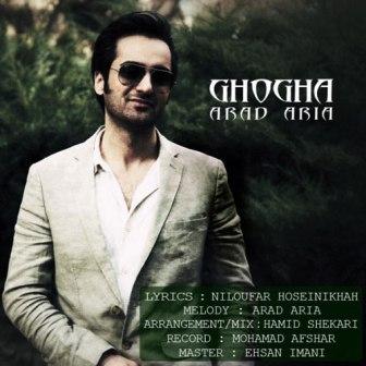 Arad%20Aria%20 %20Ghogha دانلود آهنگ جدید آراد آریا به نام غوغا
