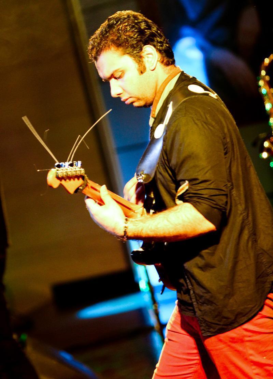 گزارش تصویری از کنسرت نوروزی مرتضی پاشایی در کیش