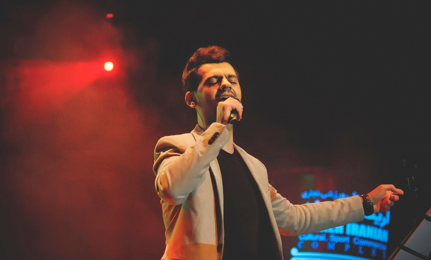 دانلود آهنگ جدید شهاب رمضان بنام هیشکی هوامو نداره