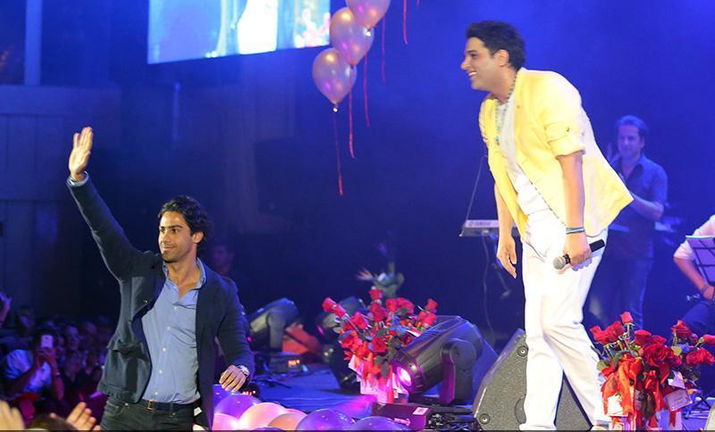 Hamid%20Askari%2010 تصاویر کنسرت حمید عسکری در شب تولدش