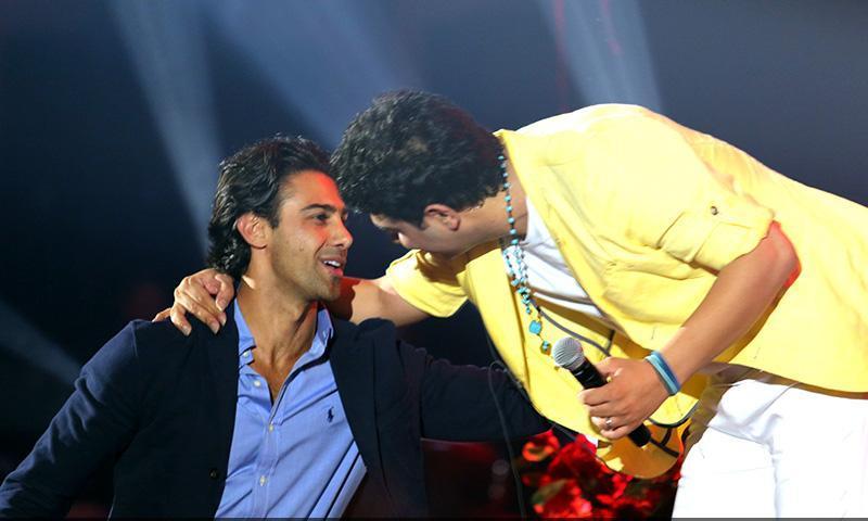 Hamid%20Askari%2011 تصاویر کنسرت حمید عسکری در شب تولدش