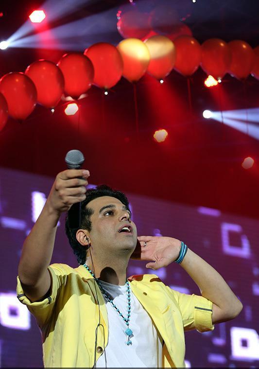Hamid%20Askari%202 تصاویر کنسرت حمید عسکری در شب تولدش