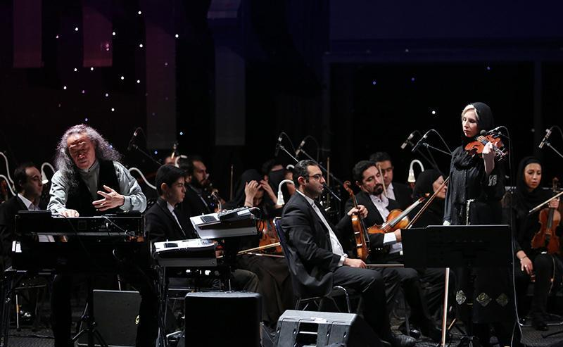 Kitaro 3 تصاویر کنسرت کیتارو در تهران