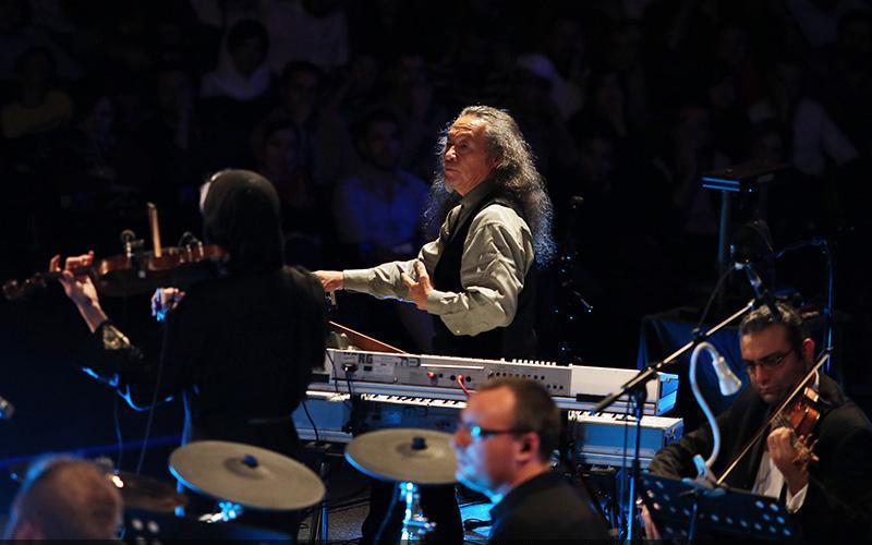 Kitaro 6 تصاویر کنسرت کیتارو در تهران