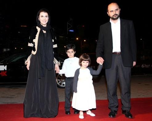 Leila Hatami Ali Mosafa تصاویری از زوج های موفق سینمای ایران