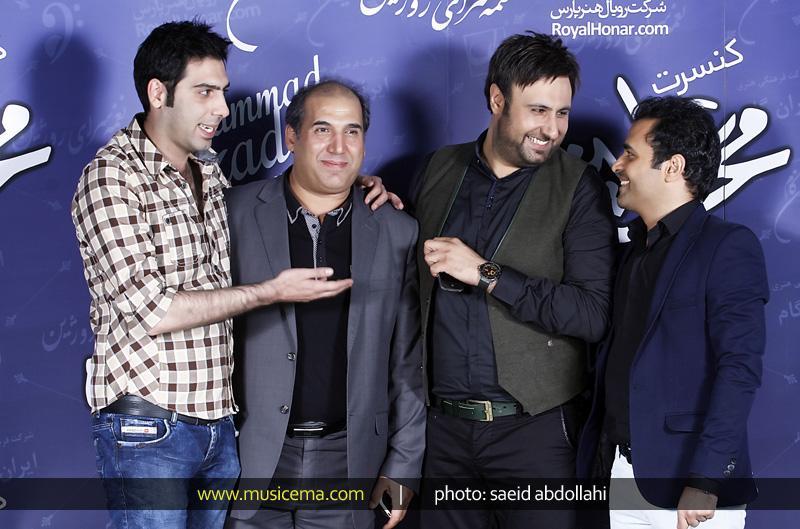 Mohammad%20Alizadeh%2011 کنسرت محمد علیزاده و غافلگیری حاضرین