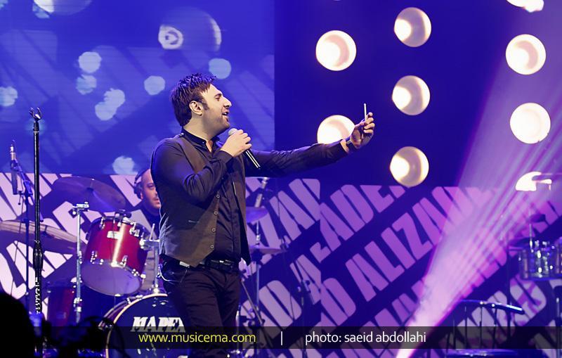 Mohammad%20Alizadeh%206 کنسرت محمد علیزاده و غافلگیری حاضرین
