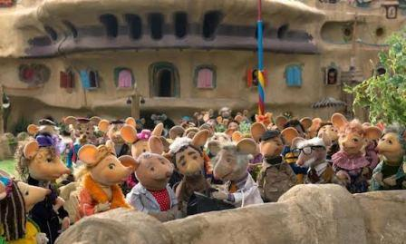 رکورد فروش سینمای ایران در دست موش ها