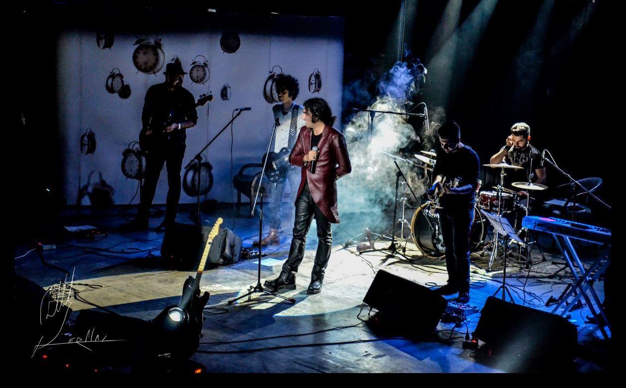 کنسرت رضا یزدانی در اصفهان برگزار شد