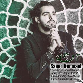 دانلود آهنگ جدید سعید کرمانی به نام آقا جون