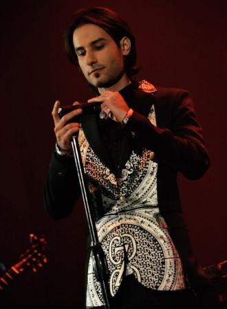 ahmadvand تصاویر اولین کنسرت شخصی مهدی احمدوند