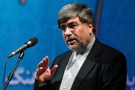 ali%20janati%202 سخنان وزیر ارشاد در مراسم هفته دفاع مقدس