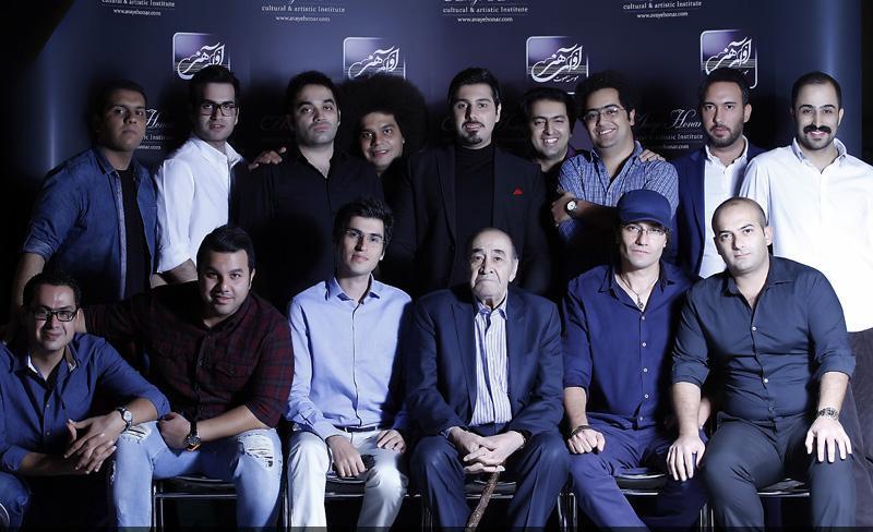ehsan%20khajeh%20amiri%2011 تصاویر کنسرت احسان خواجه امیری در تالار وزارت کشور