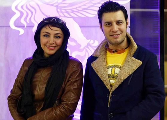 ezati%20 %20bageri تصاویری از زوج های موفق سینمای ایران