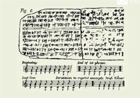 gadimitarin قدیمی ترین قطعه موسیقی جهان کشف شد