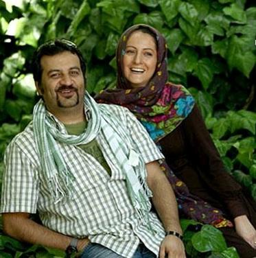 gasemkhani%20 %20dehgan تصاویری از زوج های موفق سینمای ایران
