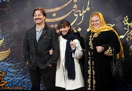 ghasemkhani%20 %20rahnema تصاویری از زوج های موفق سینمای ایران