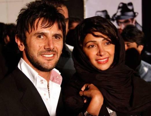 hayayi%20 %20khoshkholg تصاویری از زوج های موفق سینمای ایران