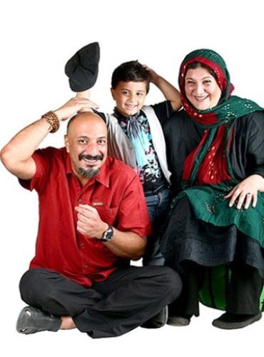 jafari%20 %20raminfar تصاویری از زوج های موفق سینمای ایران