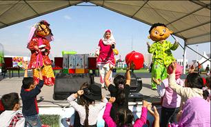 jashn%20vareh جشنواره بچه های ایرانی عروسک ایرانی در برج میلاد
