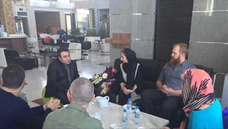 kitaro%204 ورود کیتارو هنرمند جهانی و سرشناس ژاپن به تهران