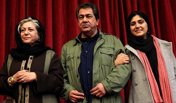 kosari%20 %20bani%20etemad تصاویری از زوج های موفق سینمای ایران