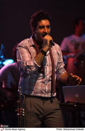 کنسرت امید حاجیلی در دبی