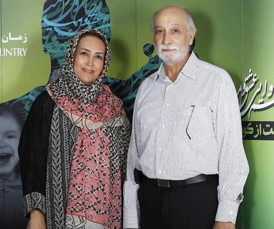 pakniyat%20 %20sabrkon تصاویری از زوج های موفق سینمای ایران