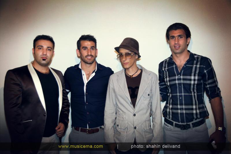 pashayi%207 کنسرت پاشایی در اصفهان برگزار شد