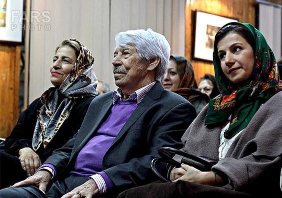 rashidi%20 %20bromand تصاویری از زوج های موفق سینمای ایران