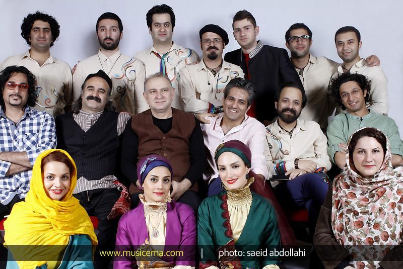 rastak%2015 تصاویر کنسرت مهرماه گروه رستاک